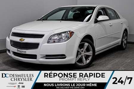 2011 Chevrolet Malibu LT w/2LT. *A/C *Bancs  chauff. *Comm au volant for Sale  - DC-D1695  - Desmeules Chrysler