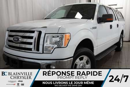 2012 Ford F-150 XLT + MAGS + 4X4 + CREWCAB + BLUETOOTH for Sale  - BC-P1367  - Blainville Chrysler