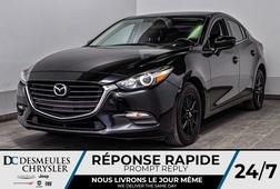 2017 Mazda Mazda3 SE *Bouton Start *A/C *Cam de recul *Mode sport  - DC-D1654  - Desmeules Chrysler