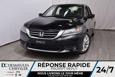 2015 Honda Accord Sedan LX * Cam Rec * Sièges Chauff * Mode Econ for Sale  - DC-A1104  - Desmeules Chrysler