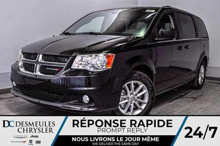 2019 Dodge Grand Caravan SXT Premium Plus for Sale  - DC-91091  - Desmeules Chrysler