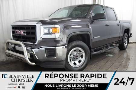 2015 GMC Sierra 1500 5.3L V8 + MAGS + 4X4 + CAM RECUL + CLIM for Sale  - BC-P1371  - Blainville Chrysler
