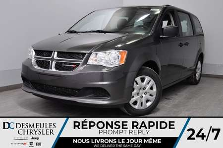 2019 Dodge Grand Caravan SE Plus +BLUETOOTH + A/C MULTI *83$/SEM for Sale  - DC-91078  - Blainville Chrysler