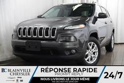 2016 Jeep Cherokee 72$/SEM + LATITUDE + V6 3.6L + 4X4 + TOIT PANO  - BC-P1141A  - Desmeules Chrysler