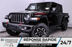 2020 Jeep Gladiator Rubicon + UCONNECT + BANCS CHAUFF *193$/SEM  - DC-20144  - Blainville Chrysler