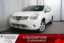 2013 Nissan Rogue S * MAGS * AWD * BLUETOOTH * TOIT OUVRANT * CLIM  - BC-P1379  - Desmeules Chrysler