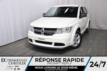 2017 Dodge Journey SE * Bouton Start * A/C * Mags en Aluminium for Sale  - DC-M1158  - Desmeules Chrysler