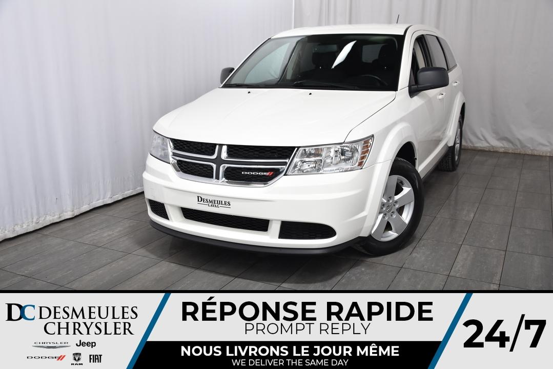 2017 Dodge Journey  - Desmeules Chrysler
