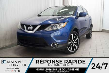 2017 Nissan Qashqai S * MAGS * AWD * BLUETOOTH * NAV * RADIO SATELLITE for Sale  - BC-P1409  - Desmeules Chrysler