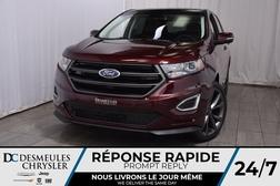 2018 Ford Edge Sport * Toit Ouvr Pano * NAV * Cam Rec  - DC-M1310  - Desmeules Chrysler