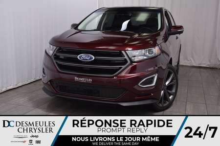 2018 Ford Edge Sport * Toit Ouvr Pano * NAV * Cam Rec for Sale  - DC-M1310  - Desmeules Chrysler