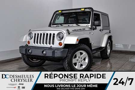 2009 Jeep Wrangler X for Sale  - DC-90994B  - Desmeules Chrysler