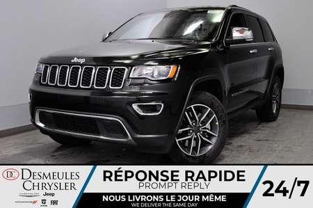 2020 Jeep Grand Cherokee Limited + BLUETOOTH *142$/SEM for Sale  - DC-20155  - Desmeules Chrysler