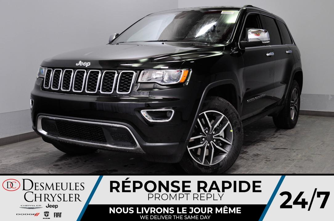 2020 Jeep Grand Cherokee LTD  - Blainville Chrysler