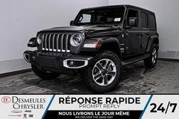 2020 Jeep Wrangler Sahara + TURBO + UCONNECT + WIFI  *138$/SEM  - DC-20165  - Desmeules Chrysler