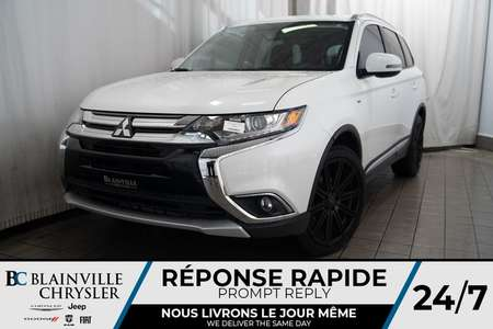 2018 Mitsubishi Outlander SE * MAGS * 4WD * BLUETOOTH * RADIO SATELLITE for Sale  - BC-90350A  - Desmeules Chrysler