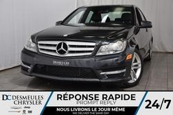 2012 Mercedes-Benz C-Class C 250 * Toit Ouvr * Sièges Chauff * 75$/Sem  - DC-A0873A  - Desmeules Chrysler