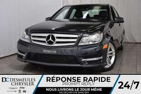 2012 Mercedes-Benz C-Class C 250 * Toit Ouvr * Sièges Chauff * 75$/Sem for Sale  - DC-A0873A  - Blainville Chrysler
