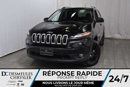 2018 Jeep Cherokee Latitude * Cam Rec * GPS for Sale  - DC-A1134  - Desmeules Chrysler