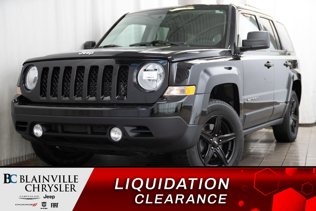 2015 Jeep Patriot  - Blainville Chrysler
