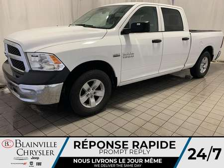 2017 Ram 1500 TRADESMAN * MAGS * 5.7L V8 * JAMAIS ACCIDENTÉ * for Sale  - BC-P1411  - Blainville Chrysler