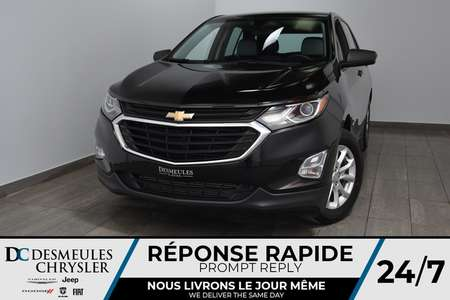 2018 Chevrolet Equinox LS * AWD * Cam Rec * 88$/Sem for Sale  - DC-M1318  - Blainville Chrysler