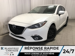 2014 Mazda Mazda3 S GRAND TOURING * MAGS CUSTOM * BLUETOOTH  - BC-90265A  - Blainville Chrysler
