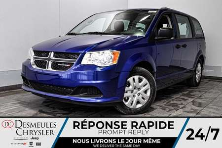 2019 Dodge Grand Caravan Canada Value Package + BLUETOOTH *79$/SEM for Sale  - DC-91079  - Desmeules Chrysler