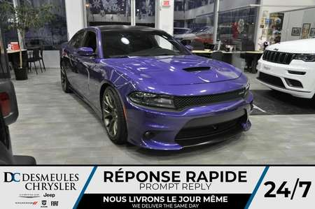 2016 Dodge Charger R/T Scat Pack + bancs chauff + bluetooth *WOW! for Sale  - DC-20053A  - Blainville Chrysler