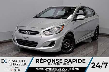 2014 Hyundai Accent GS *Mode ECO *A/C *Bancs chauff for Sale  - DC-91037B  - Blainville Chrysler