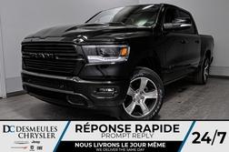 2020 Ram 1500 Sport + BANCS CHAUFF + BLUETOOTH *156$/SEM  - DC-20150  - Desmeules Chrysler
