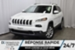 2018 Jeep Cherokee ToitOuvr. Pano. * Bouton Start * Cam. Recul * NAV  - DC-DE80089  - Blainville Chrysler