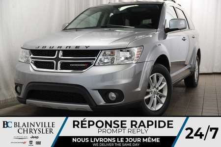 2017 Dodge Journey SXT AWD for Sale  - BCDL-70535  - Blainville Chrysler