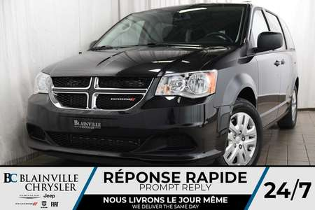2019 Dodge Grand Caravan SXT for Sale  - BC-90200  - Desmeules Chrysler