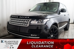 2015 Land Rover Range Rover HSE * MAGS * BLUETOOTH * CUIR * TOIT PANO * NAV  - BC-P1422  - Desmeules Chrysler