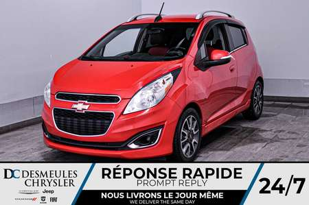 2015 Chevrolet Spark LT + bancs chauff + a/c + bluetooth for Sale  - DC-M1220A  - Desmeules Chrysler
