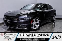 2017 Dodge Charger SXT + bancs chauff + toit ouv + a/c + bluetooth  - DC-91133A  - Desmeules Chrysler
