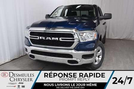 2019 Ram 1500 SXT Quad Cab + BLUETOOTH *112$/SEM for Sale  - DC-90249  - Desmeules Chrysler