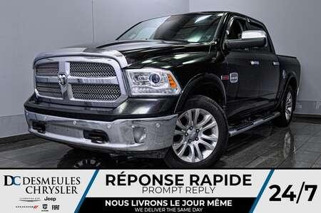 2015 Ram 1500 Laramie Longhorn + cam recul + bancs chauff for Sale  - DC-D1730  - Desmeules Chrysler