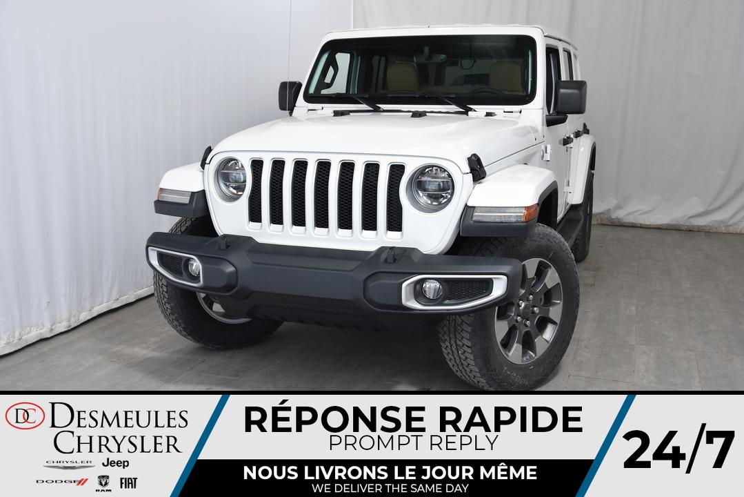 2019 Jeep Wrangler  - Desmeules Chrysler