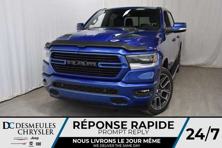 2019 Ram 1500 Sport Crew Cab for Sale  - DC-90412  - Desmeules Chrysler