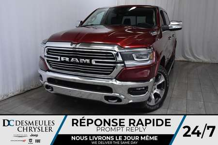 2019 Ram 1500 Laramie Crew Cab for Sale  - DC-90040  - Desmeules Chrysler