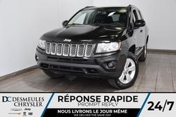 2016 Jeep Compass North * Cam Rec * 4WD * Sièges Chauff * 68$/Sem  - DC-81238A  - Desmeules Chrysler