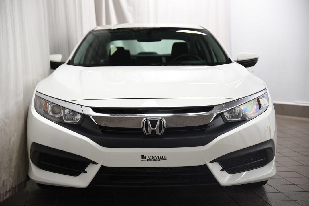 2017 Honda Civic Hatchback  - Desmeules Chrysler
