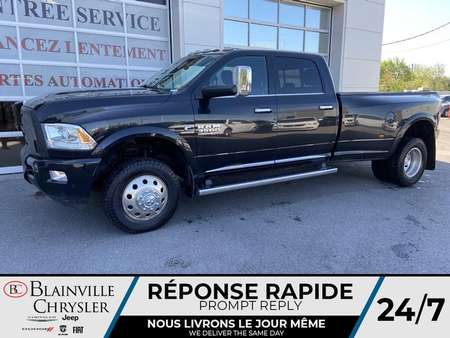2016 Ram 3500 LIMITED * NAVIGATION * CAMERA RECUL * BOITE 8 PIED for Sale  - BC-P1658  - Blainville Chrysler