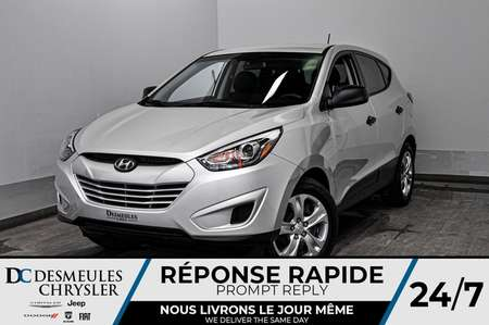 2015 Hyundai Tucson GLS for Sale  - DC-20154A  - Blainville Chrysler