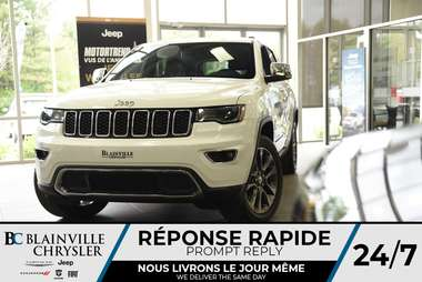2018 Jeep Grand Cherokee RABA