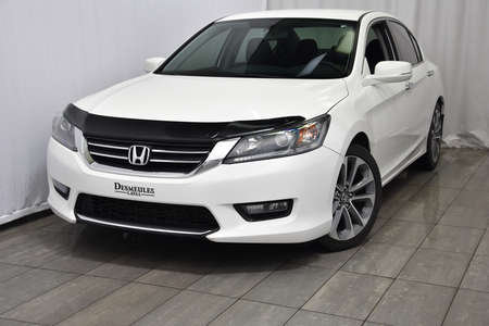 2014 Honda Accord SPORT * CAM DE RECUL * BLUETOOTH for Sale  - DC-A0884  - Blainville Chrysler