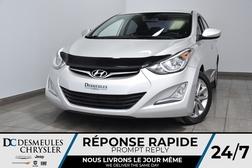 2016 Hyundai Elantra SE * Cam Rec * Sièges Chauff * 47$/Semaine  - DC-90556A  - Desmeules Chrysler