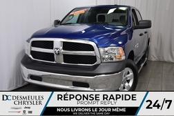 2017 Ram 1500 Crew Cab * A/C * Traction Variable * Cruise Cntrl.  - DC-170187D  - Desmeules Chrysler